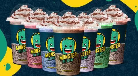 monster sosis