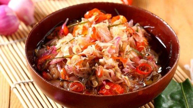 sambal khas bali