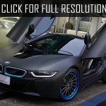 2016 Bmw I8 Matte Black Best Image Gallery 6 13 Share And Download