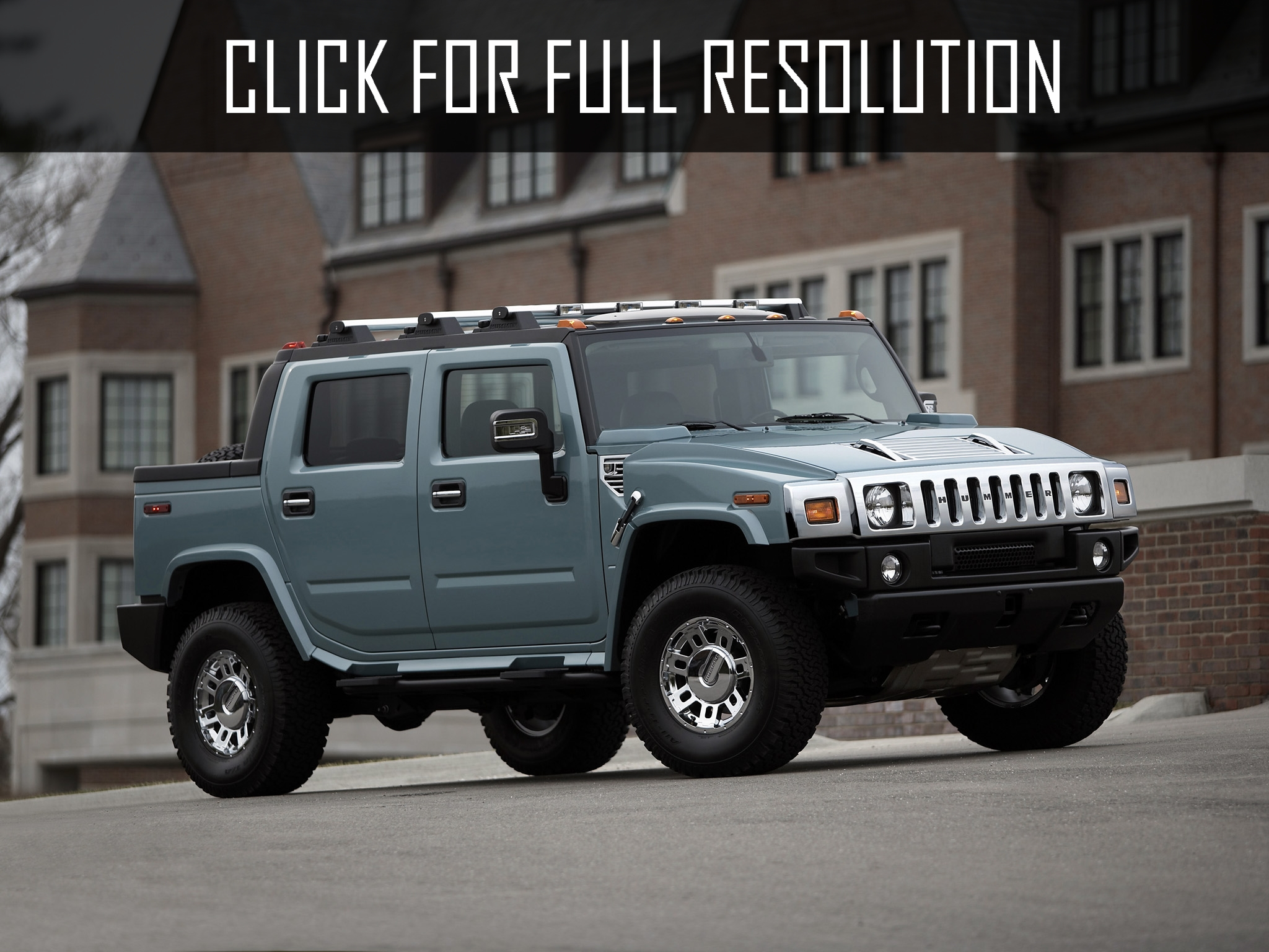 2007 Hummer H2 Sut news reviews msrp ratings with amazing images