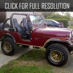 1974 Jeep Wrangler News Reviews Msrp Ratings With Amazing Images
