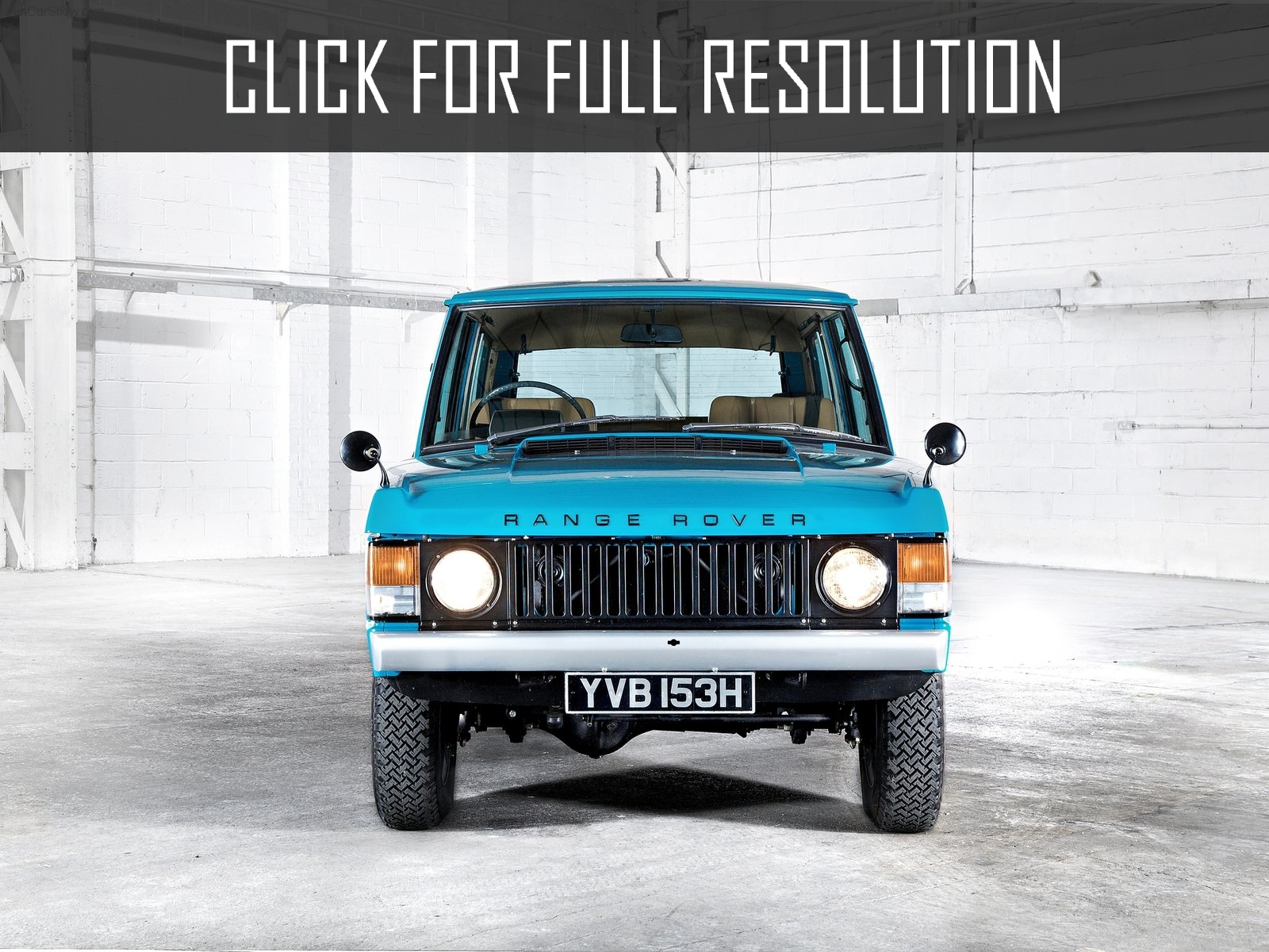 1970 Land Rover Range Rover news reviews msrp ratings with
