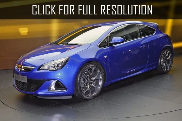 2017 Opel Astra Opc - news, reviews, msrp, ratings with ...