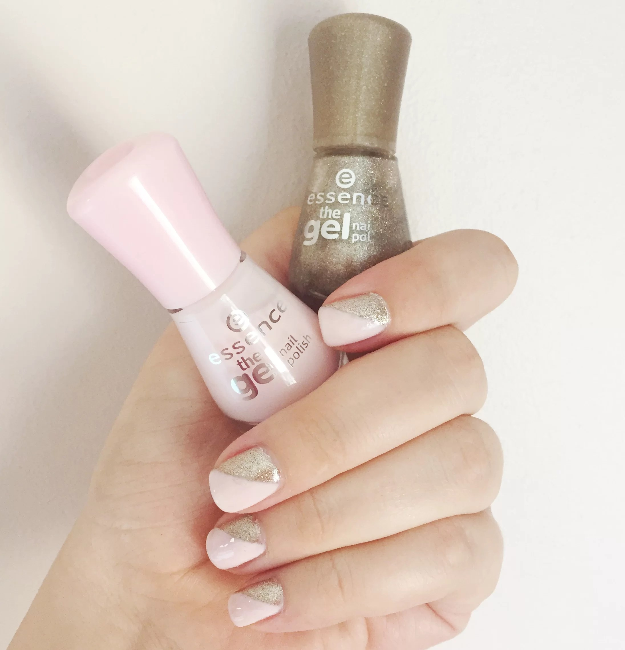 Easy Nail Art With Essence Polishes