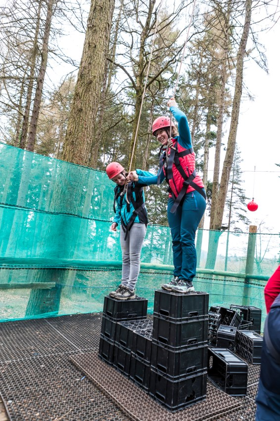 Outdoor and Adventure bloggers from across the UK visit the Forest of Dean and Wye Valley.