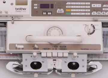 Brother Elektronik- und Lochkartenmaschinen