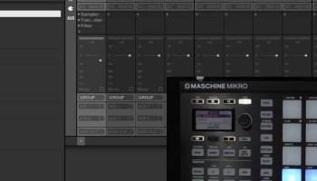 Maschine 2 0 software mixer overview - Maschine Tutorials