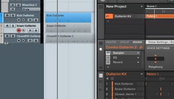 Maschine 2 0 recording MIDI live into Cubase - Maschine