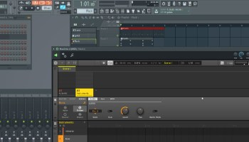 Maschine Studio routing multiple tracks of audio and recording into