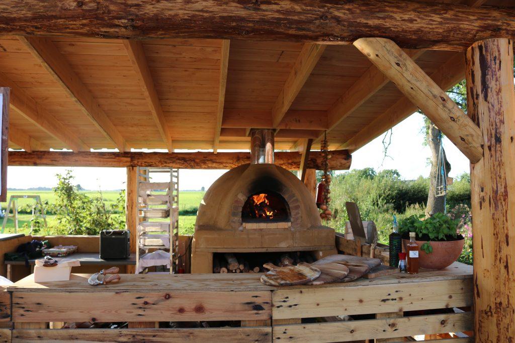 Genoeg 5-daagse workshop – Leer een pizzaoven bouwen van leem, een QD56