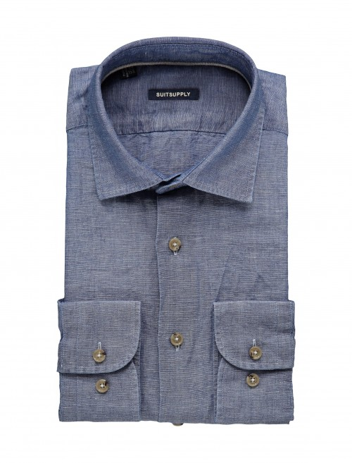 Shirts_Blue_Shirt_Single_Cuff_H4203_Suitsupply_Online_Store_1