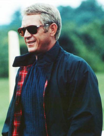 Steve McQueen Baracuta Jacket