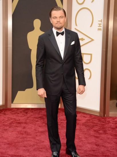 Leonardo DiCaprio 2014 Oscars Red Carpet