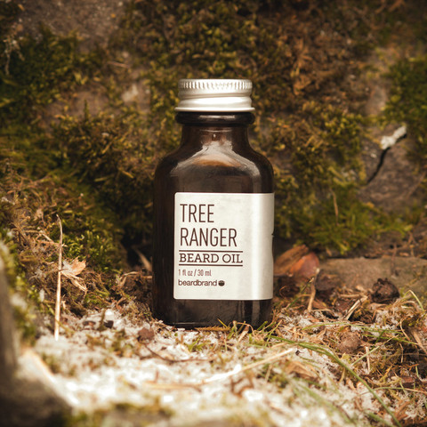 Beardbrand Tree Ranger Beard Oil