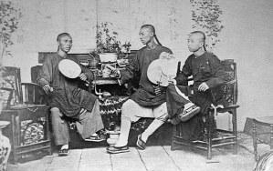 Three Chinese Men