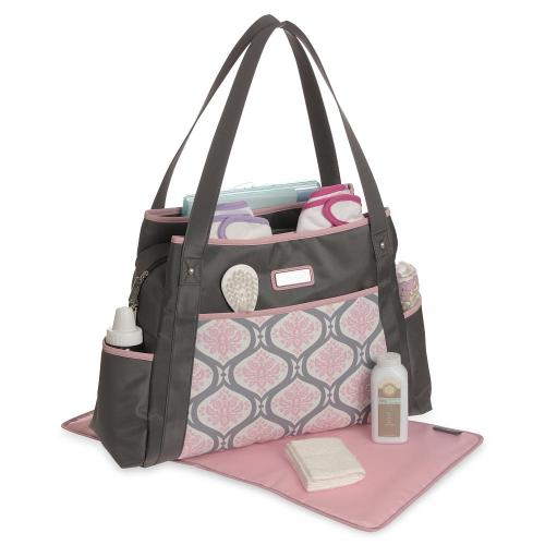 girly diaper bag