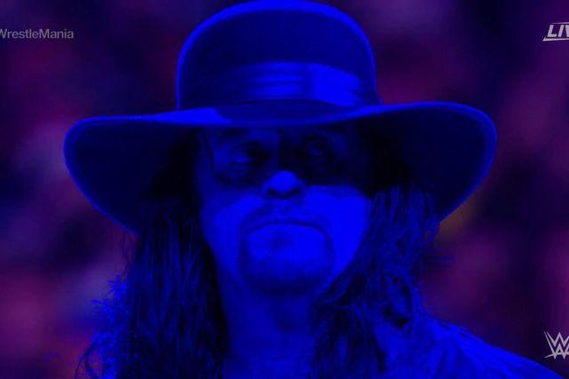 Undertaker retired