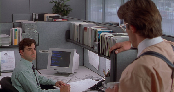 Office Space A Fantastic Movie The Masculine Epic