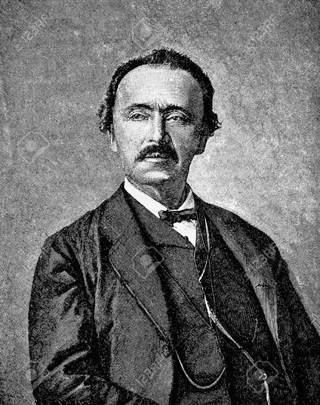 Heinrich Schliemann discoverer of Troy