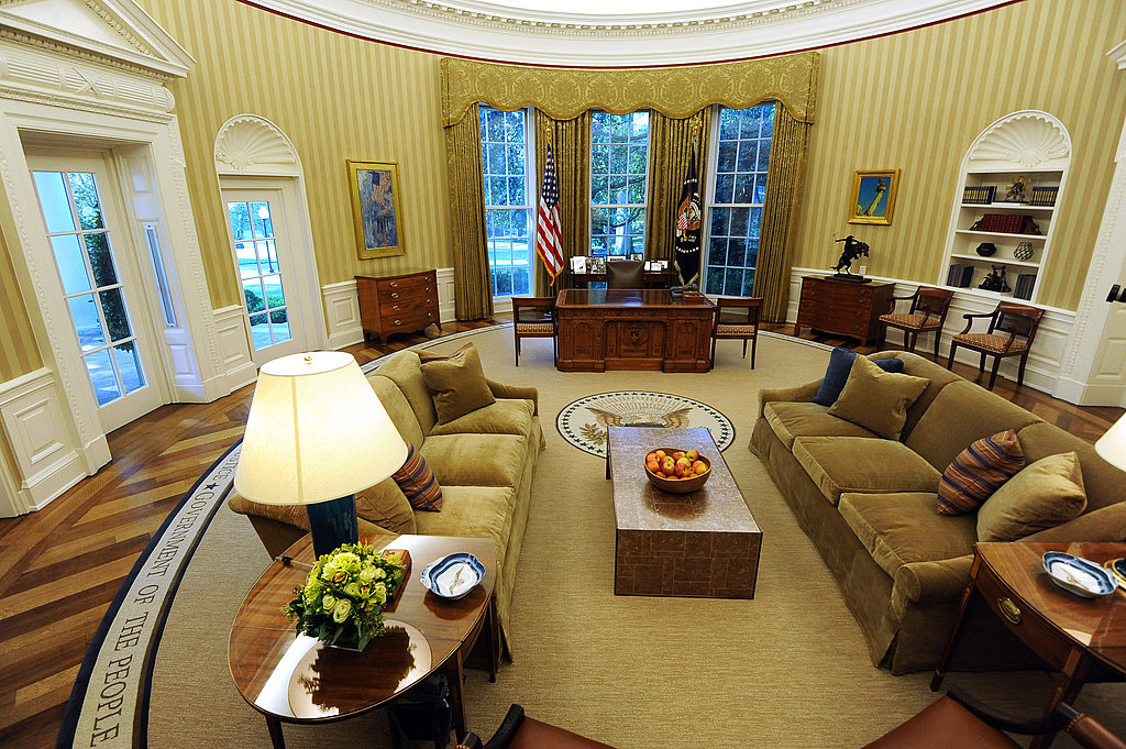 The State Of The Oval Office – Masculine Interiors