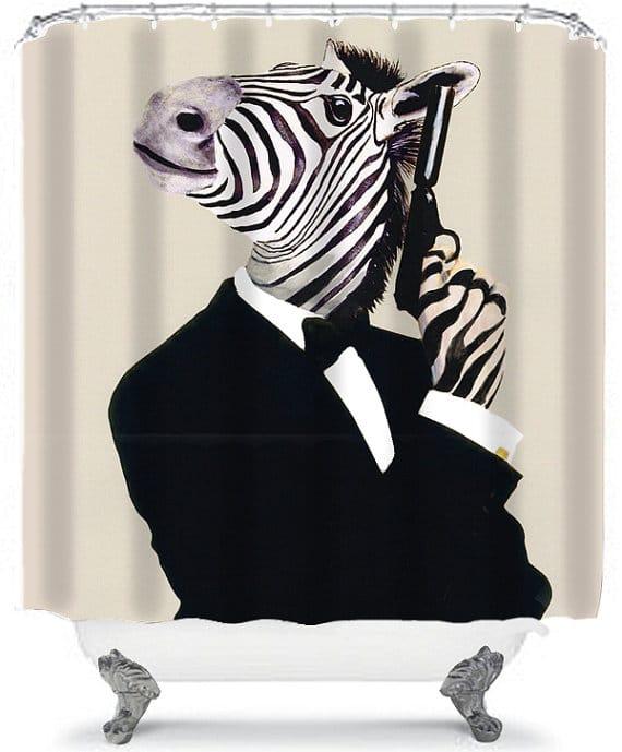 It's Curtains For James Bond: An Interview With Artist Coco de Paris