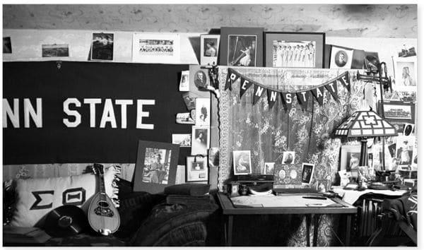 Penn State Dorm Room, 1915