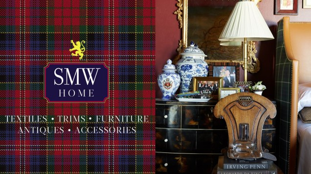 Great Scot! Scot Meacham Wood Discusses Forthcoming Home Collection