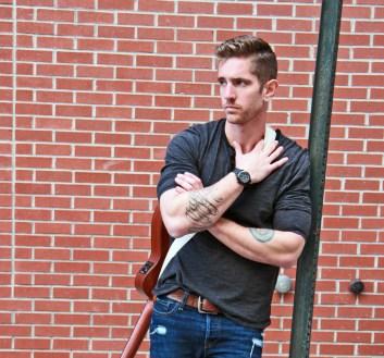Henley - Threads & Heirs, Watch - Burberry, Belt - A&F, Jeans - Hollister