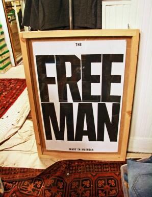 Free Man!