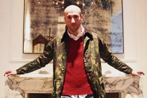 The Camo Jacket