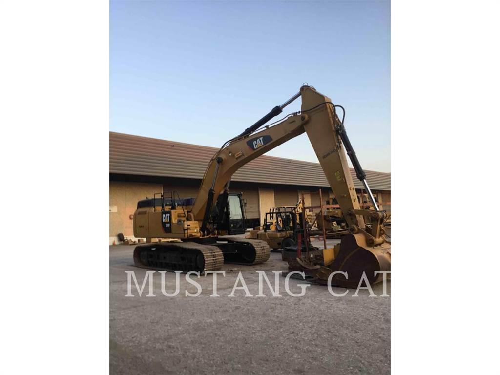 Caterpillar 349FL For Sale Houston, TX Price: $385,000