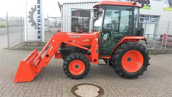 Used Kubota L 3200 Tractors Year: 2014 Price: $23,700 For