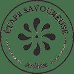 Logo Etape savoureuse - Ardèche