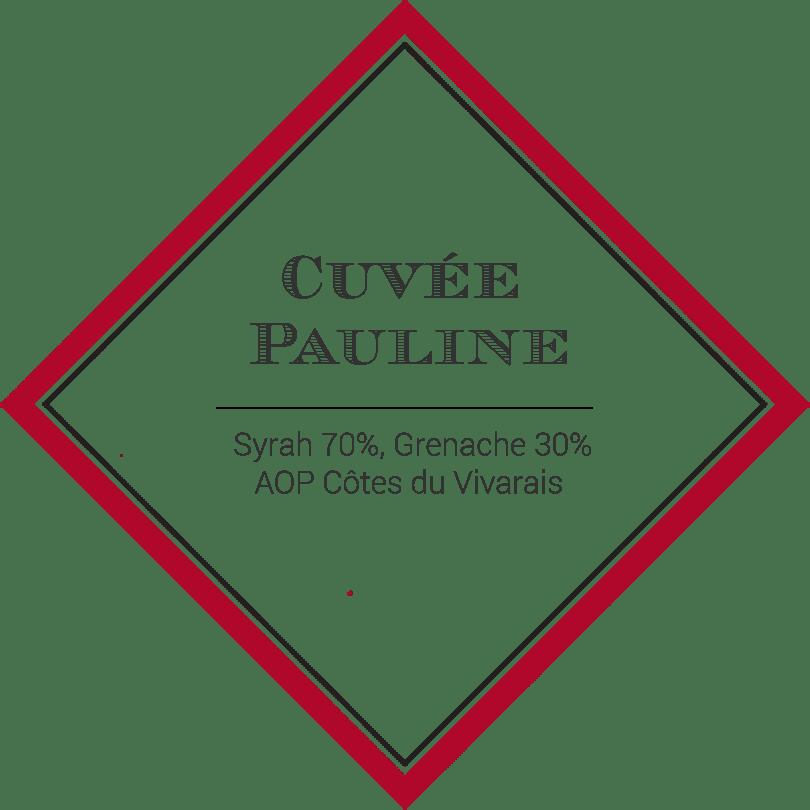 Mas de Bagnols - Vin rouge - Cuvée Pauline