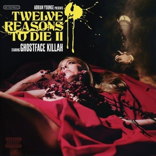 ghostface killah twelve reasons to die II