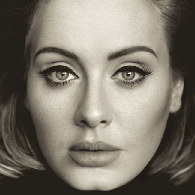 nuevo disco de Adele, 25