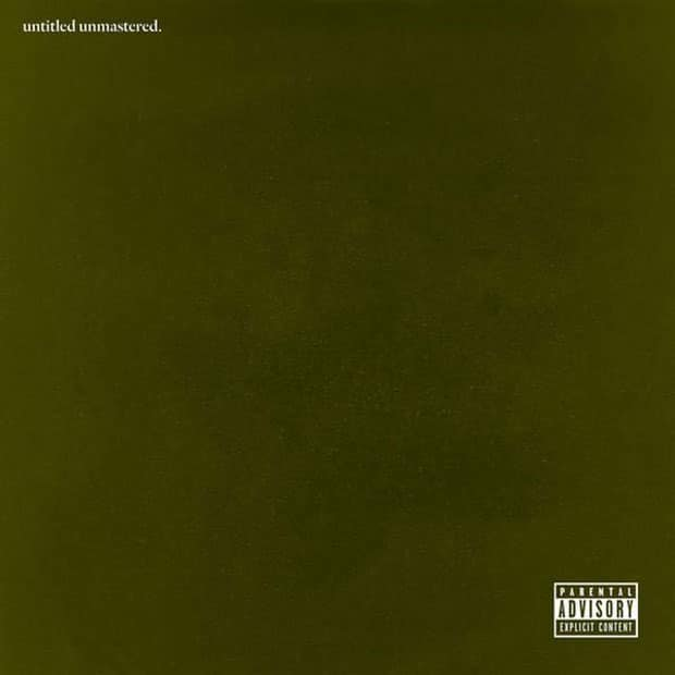 kendrick-lamar-untitled-unmastered