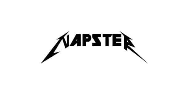 napster-metallica-logo