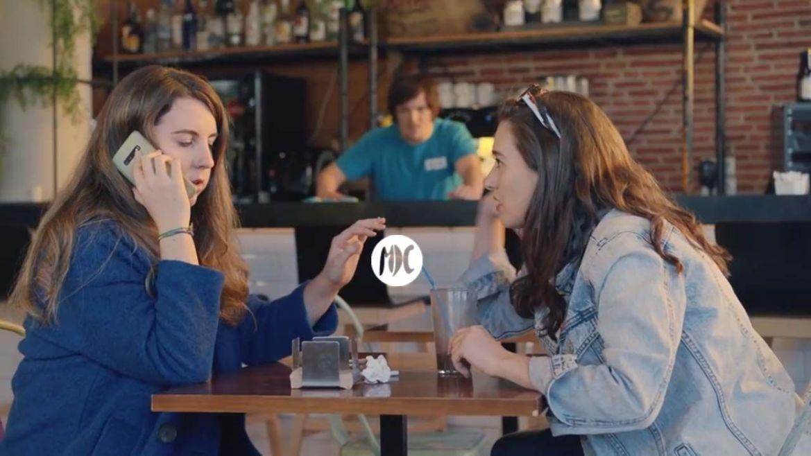 Hablamos con Carolina Iglesias y Victoria Martín sobre la serie ...