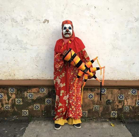 mexico-veracruz-traditions-extranas-curiosas-dances-clowns-photos