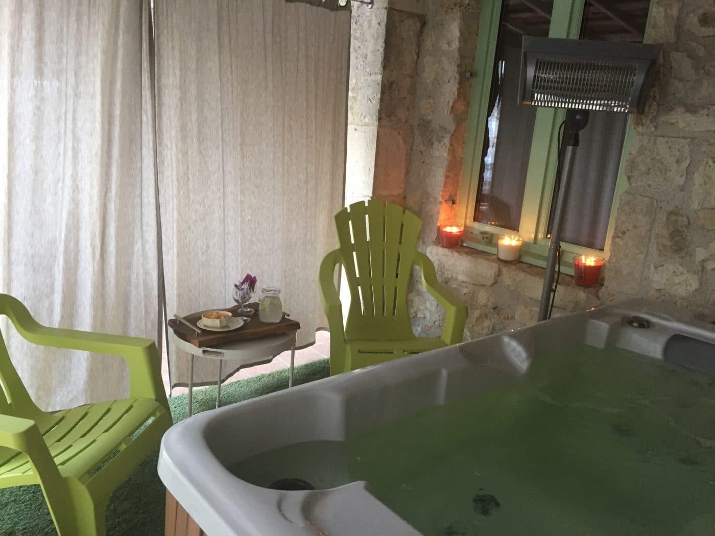 calme détente bien être jacuzzi spa
