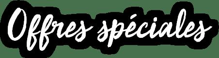 offres spéciales, promotions pour les gîtes
