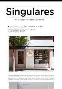 Singular Magazine