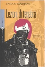 Copertina Lezioni di tenebra di Enrico Pandiani