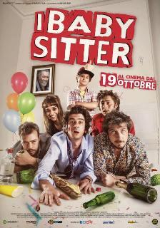 Il poster della commedia I Babysitter