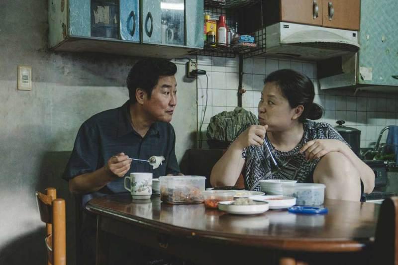 Una scena del film Parasite - Photo: courtesy of Locarno film festival