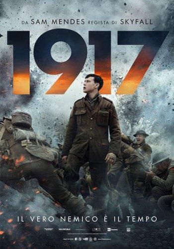 La locandina italiana del film 1917