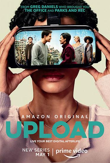 Upload poster stagione 1 serie Amazon Original