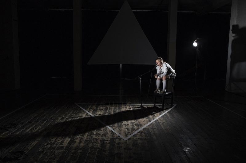 Abracadabra incantesimi di Mario Mieli al Teatro Litta. Foto: Luca del Pia