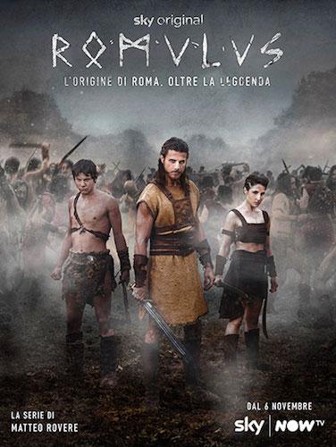 Romulus poster serie SKY